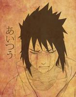 Sorrow :sasuke vector: