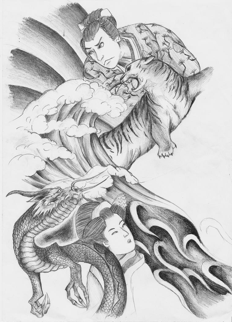 star tattoo design deviant art