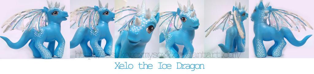 Xelo -Ice Dragon-