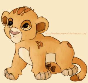 Simba baby