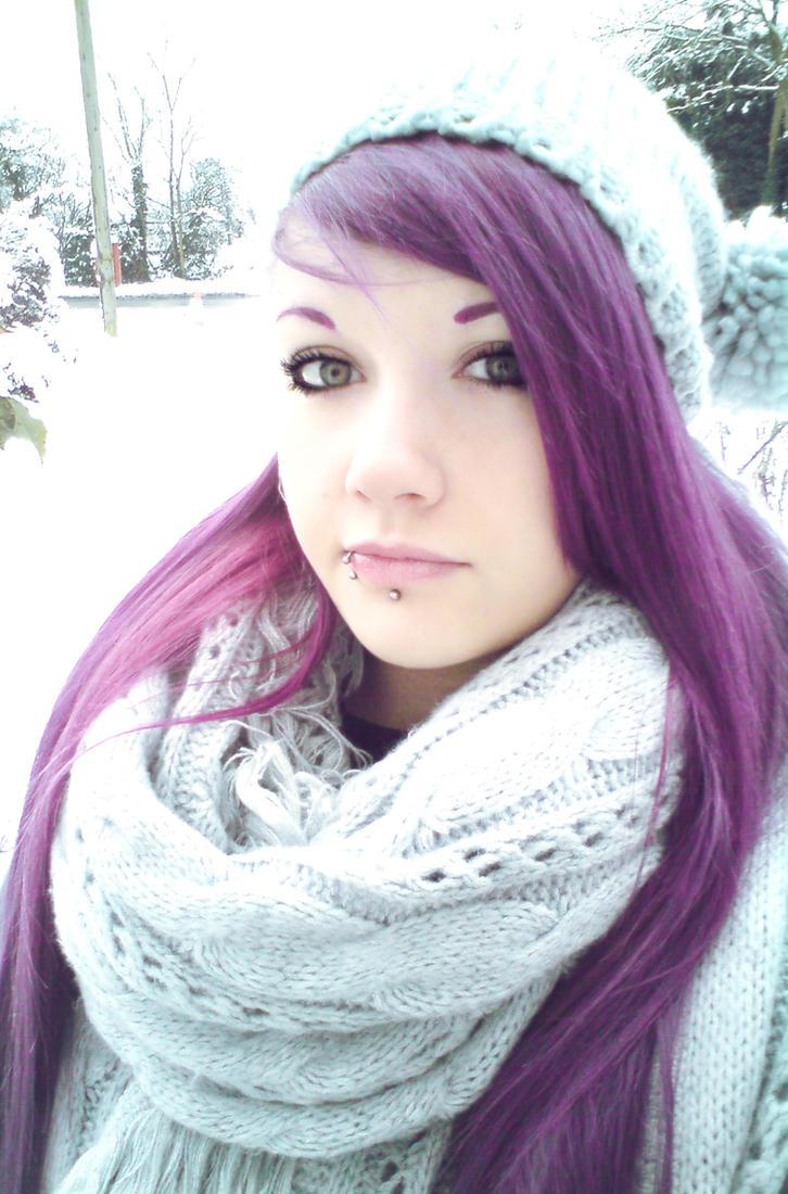 Snowfall. by SasukeRoxMySox2