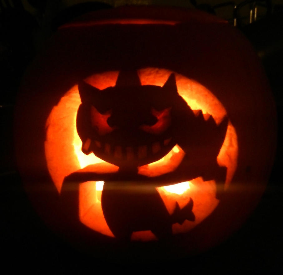 Banette Pumpkin by 0parkp
