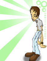 Mr. Dubsten by Artful-Random