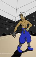 Anime Man by Artful-Random
