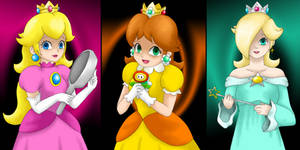 Yandere Princesses