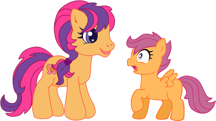 G4 Meets G3 5 Scootaloo By Ludiculouspegasus On Deviantart My little pony scooter playset w/ scootaloo & applejack g3 mlp toys collectible. g4 meets g3 5 scootaloo by
