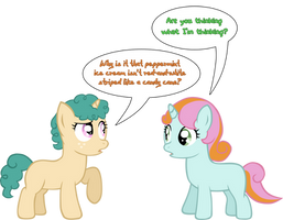 Are you thinking... by LudiculousPegasus