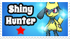 Shiny Hunter Stamp by LudiculousPegasus