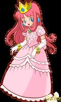 Super Princess Shokora by LudiculousPegasus