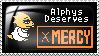 Alphys Deserves Mercy by LudiculousPegasus