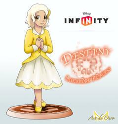 Disney Infinity Destiny Figure by LudiculousPegasus