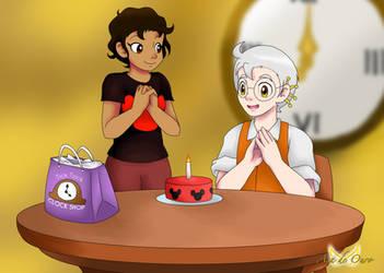 Eugene's Birthday by LudiculousPegasus