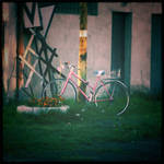 Bike by Justynka