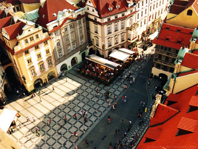 Praha II by Justynka