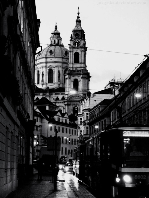 Praha XIV by Justynka