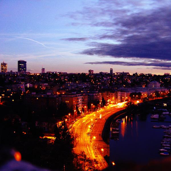 Praha XIX by Justynka