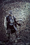 The Dwarf Guard by Quellart