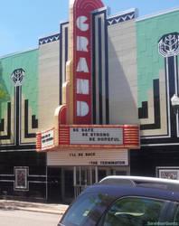 The Grand Theater by SarahBearQuartz