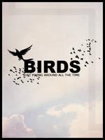 Birds poster by PaulDoK