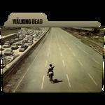 The Walking Dead Folder Icon