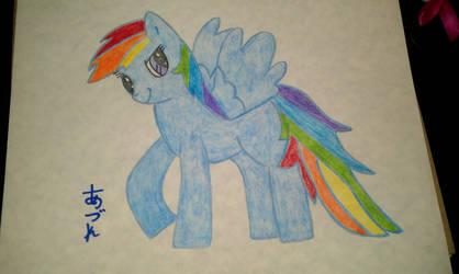Moar Rainbow Dash