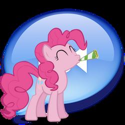 Pinkie iChat