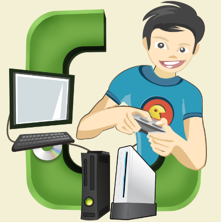 Game Logo by mediarays