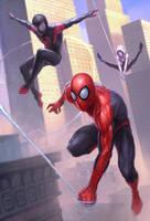 Into the Spider-Verse by Doomov