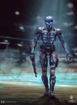 Quantum, raid boss, Warface