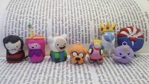Adventure Time Inspired Charms