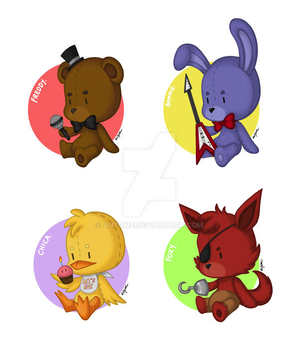 ::FNAF:: by autome