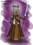 Jedi Master Ayia Sheek- OC