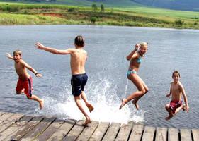 Makin' a Splash by daneblaster