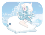 -To the Arctic!- [Gift]
