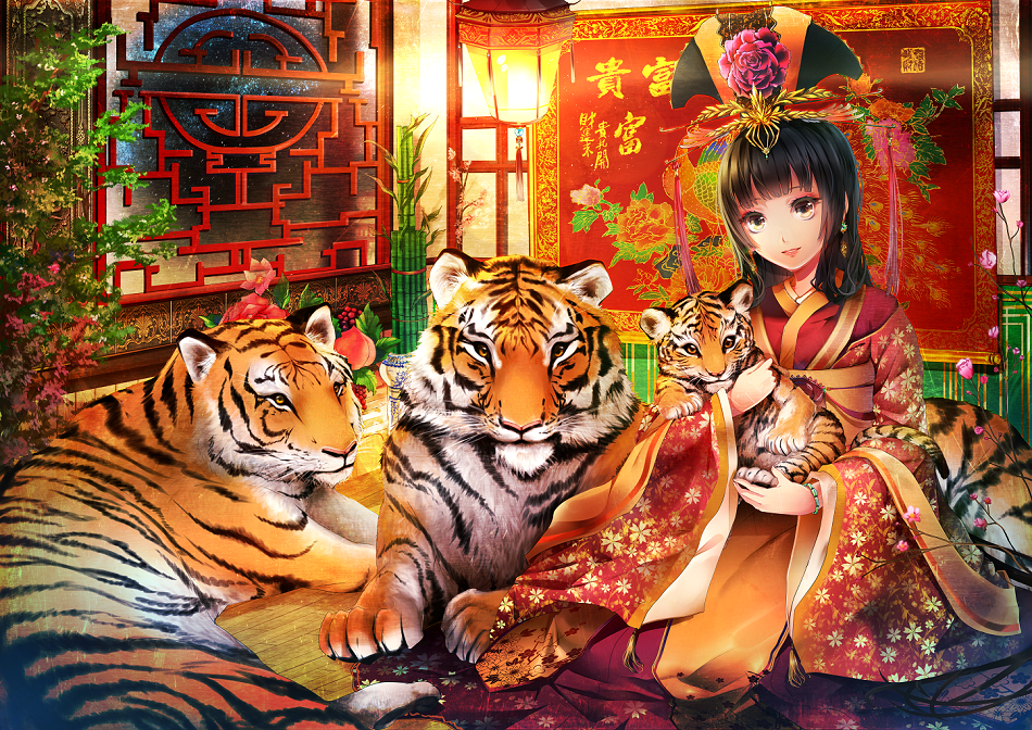 Fortune of the night GongZhu by LuluSeason
