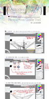 AUTODESK TUTORIAL- Perspective Guide Tool