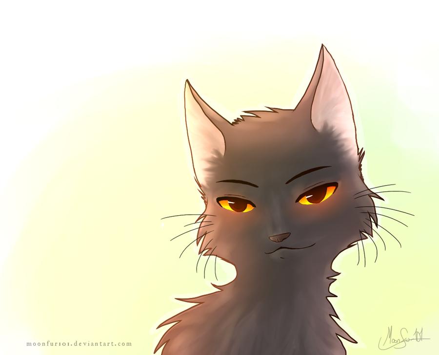 anime cat says hello by kyliekattu on deviantart