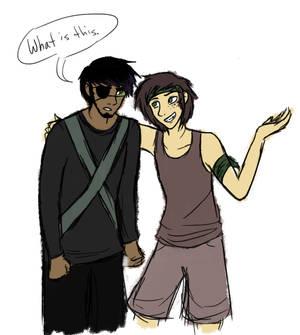 Human Aido And Damien 2