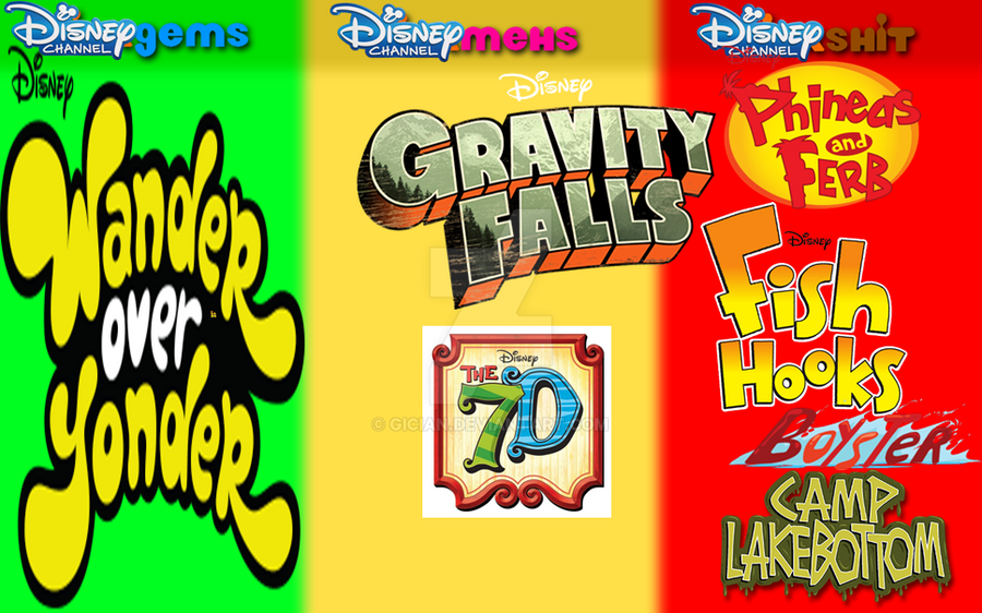 Pbs Kids Characters And Names Disney Channel shows j...