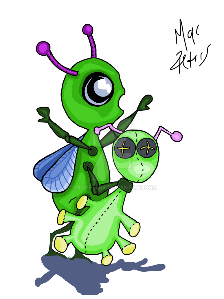 Child Bug by Macpeters