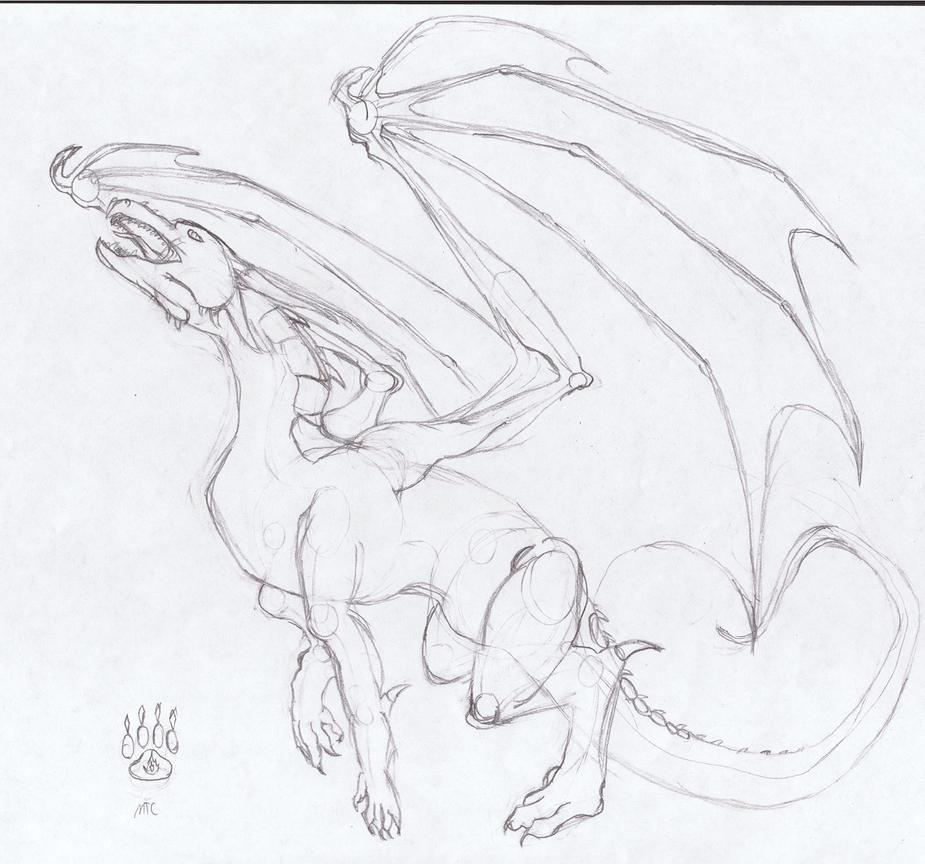 European dragon art .:european dragon:. by