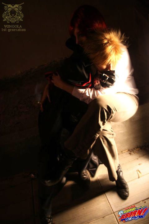1st Generation Cosplay (Giotto, G, Alaude) I__ll_protect_you__forever_by_akinomy-d329qjw
