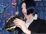 Mukuro eat Enzo by Akinomy