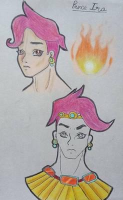 Prince Ira Sketches
