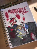 Horrortale - Un-neutral After Effects by art-iz4ever