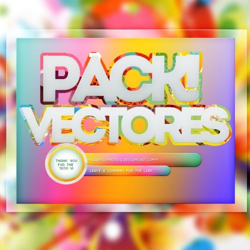Pack de Vectores by LightIsMyDrug
