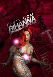 Rihanna by LightIsMyDrug