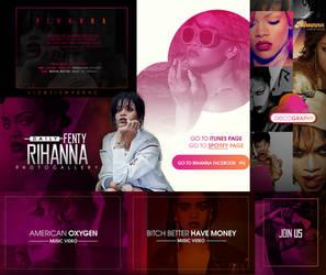 Rihanna f. by LightIsMyDrug