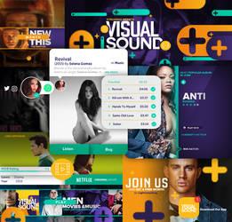 Visual Sound by LightIsMyDrug
