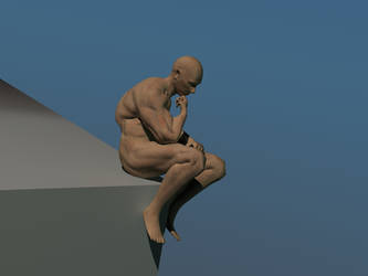 Base Thinker by Drachis